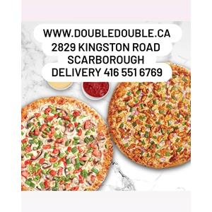 Double Double Pizza & Chicken - Kingston Rd